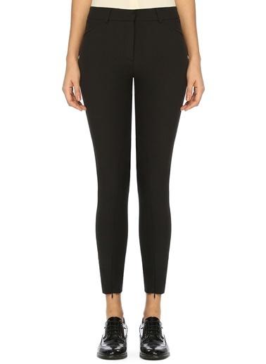 Beymen Collection Dar Paça Pantolon Siyah